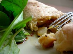 Curried Parsnip & Potato Pasties from Kitchenist