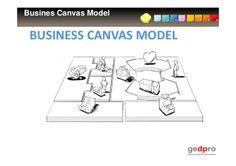 Taller de Business canvas model by Fernando Milla Fernández via slideshare