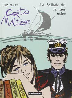 Корто Мальтезе - Баллада соленого моря - Уго Пратт - Corto Maltese - 1. La ballade de la mer salée - Hugo Pratt
