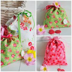 Helen Philipps: Spring Making - little bag