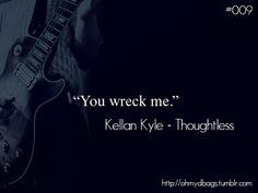 KELLAN KYLE Thoughtless