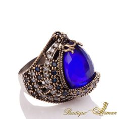#luxury Hareem Exclusive Collection Ring HS-0023  #jewelry #ottoman