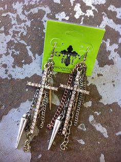Gypsy Soule Miranda Earrings, $28.95