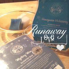 Runaway Love. Scentsy - We Make Perfect scents! With each Scentsy bar you can mix and match and make your own favorite scent. Be creative! Here is a few that I think you may enjoy. Scentsy Fragrances flameless wax warmers are a great alternative to candles the perfect gift idea!