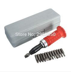 17.87$  Watch now - http://alikmn.shopchina.info/go.php?t=32802737891 - New Arrival Multi-purpose Heavy Duty Impact Screwdriver Set Driver Chisel Bits Tools Socket Kit with Case High Quality  #buyonline