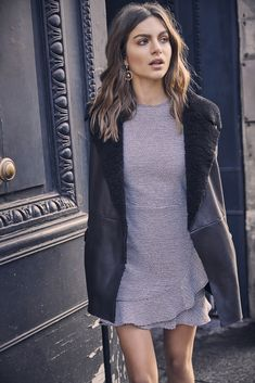 Kookai Autumn Winter 18 La Parisienne French Street Fashion fd5a82457
