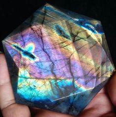 Quantum Crystal ~ Very Special 》((LABRADORITE))
