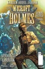 Mycroft Holmes: The Apocalypse Handbook #1