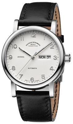 Mühle Glashütte Antaria Tag/Datum Watch watch releases