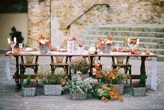Consider Your Fall Autumn Wedding Theme
