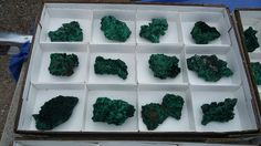 Brand new mineral find from China. To the lovers of Malicite you will enjoy this.  These specimens are crystallized Malachite from a one time find just revealed at the Tuscon Rock & Gem Show last month.  Absolutely breathtaking when the sunlight hits them - they look like they are made out of green velvet.  A collectors must have.