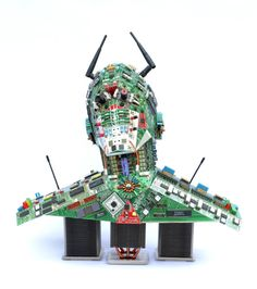 robots made from computer parts - Google Search