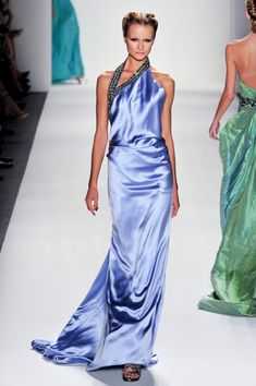 Venexiana at New York Fashion Week Spring 2014 - Livingly