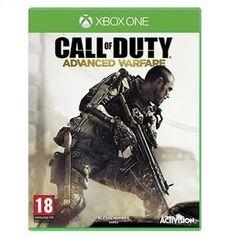 BARGAIN Call of Duty Advanced Warfare on Xbox One NOW £34.85 At Simply Games - Gratisfaction UK Bargains #cod #advancedwarfare #xboxone