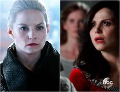 The moment Regina knew she was beaten and that she may have lost the only friend she's ever known... Darn, I think I just gave myself feels.