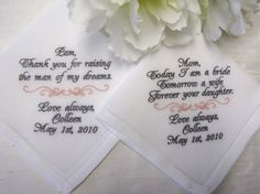 Destination Wedding Gifts For Parents : Parent Wedding Gifts on Pinterest Personalized Wedding ...