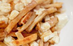 In the Kitchen: Traditional Canadian Poutine   A Bullseye View