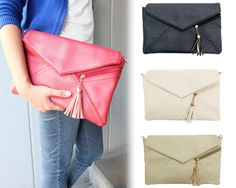 Clutch Bag with Tassel http://www.megapui.com/index.php?id_product=341&controller=product&id_lang=1