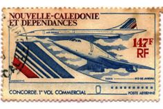 Air France First Concorde flight 1976
