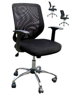 Office Chair Adjustment Levers Folding Parts 40 Best Ergonomic Chairs Images Endo Mesh The Is A Shark Tail Breathable Back Framed With Fixed Desk Arms Single Lever Mechanism Enables You To Adjust
