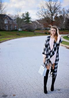 Plaid fabrics are typically associated with preppier styles, however 'preppy' is never a way I would describe myself. I love… View Post
