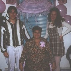 Both my sisters and I came out okay in life. We all graduated from college and survived the streets. The one constant and the person I credit with all this is our mama bear pictured here while pregnant with my soon to be second sister. We owe it all to mom she did a great job! #nyctalking #growingupbronx