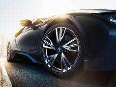 BMW i8 : Bilder & Videos