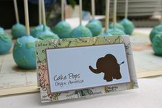 """Photo 1 of 26: Baby Shower/Sip & See """"Around the World"""" 