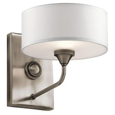 Wall Sconce 1Lt : LR3RG   L & K Carpet One Floor and Home