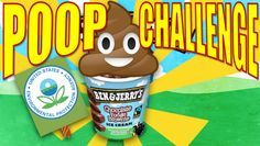 $30K Poop Nutrition Challenge! | Sponsored By Ben & Jerry's - YouTube