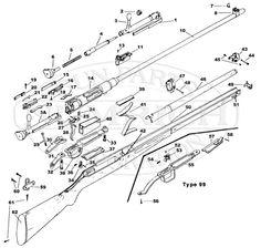 springfield xd diagram