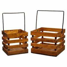 2-Piece Duyun Basket