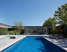 Hopetoun Road Residence by b.e architecture | Daily Icon