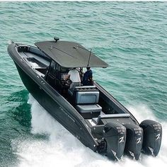 Midnight Express Powerboat