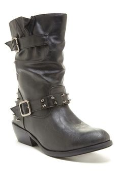 Bucco Augusta Spiked Boot by Non Specific on @HauteLook