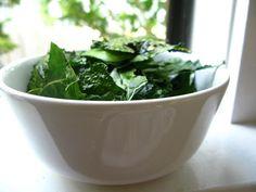 Baked Kale Chips Recipe   POPSUGAR Fitness