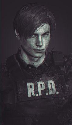 Leon S Kennedy, Resident Evil 3 Remake, Resident Evil Game, Albert Wesker, Fullhd Wallpapers, Animes Wallpapers, Star Trek Enterprise, Star Trek Voyager, Tyrant Resident Evil