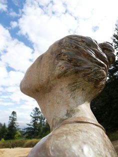 San Juan Islands Museum of Art and Sculpture, San Juan Island, Washington, USA.