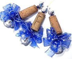 Matéria Incógnita – Inovação e Criatividade » Enfeites com rolhas de cortiça recicladas para árvore de Natal