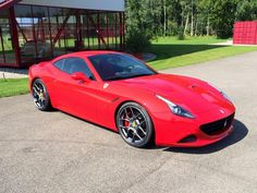 Novitec Ferrari California T