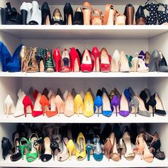 Pin for Later: This Is Hands Down the Best Shoe Porn We've Ever Laid Eyes On thecoveteur The feed: thecoveteur