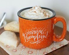Time to put out the Fall coffee mugs