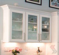 Sara's Kitchen Tour: Part 1 | Doors, Glass and Glass doors