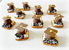 Sugar Swings! Serve Some:Graduation pretzel snacks
