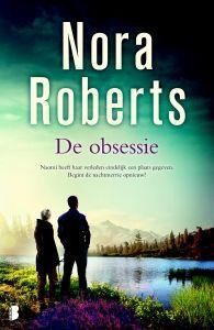 De obsessie - Nora Roberts - Marjon 5* https://boekentaske.wordpress.com/2016/05/09/de-obsessie-nora-roberts/