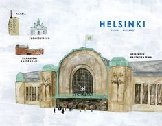 HELSINKI | 相片擁有者 FUMI KOIKE