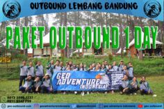 OUTBOUND LEMBANG | Fun Games, Ice Breaking, Team Building, Flying Fox, Dll