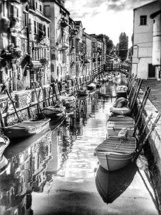 rio di barche