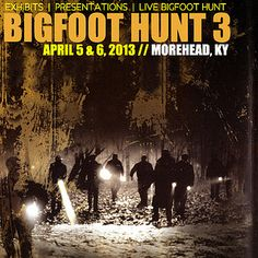 Join the GHW Crew as we are Finding Bigfoot in the Daniel Boone National Forest in KY for a two day event looking to capture real Bigfoot photos and evidence. Hunting Bigfoot, Real Bigfoot, Bigfoot Photos, Daniel Boone National Forest, Strange Things, This Is Us, Movie Posters, Art, Art Background