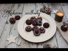 Kakaové sádlovky s marmeládou Cakepops, Plum, Cherry, Pudding, Cupcakes, Christmas, Youtube, Madness, Essen